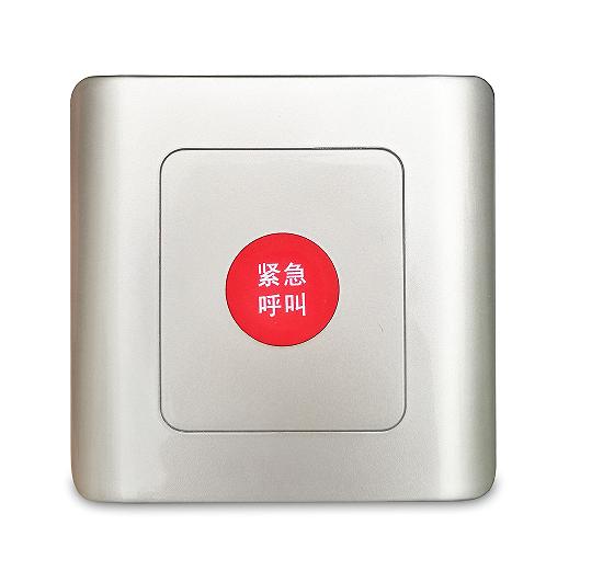 无线86盒防水按钮