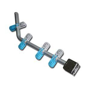 L型铝合金终端杆