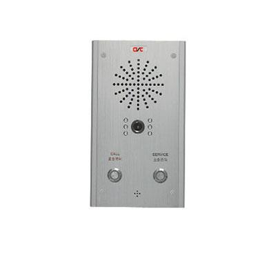 分体式IP网络双键视频对讲终端分机