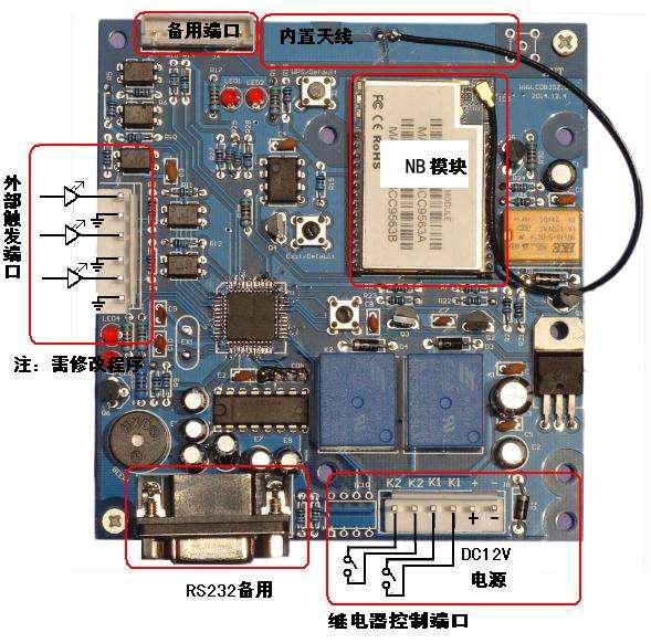 NB传输控制模块