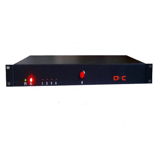 八防区振动光纤主机